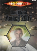 Image for Doctor Who: The Official Annual 2007.