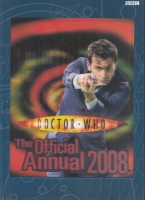 Image for Doctor Who: The Official Annual 2008.