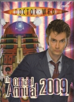 Image for Doctor Who: The Official Annual 2009.