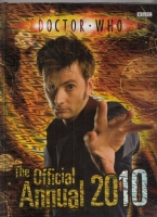 Image for Doctor Who: The Official Annual 2010.