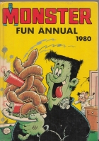 Image for Monster Fun Annual 1980.