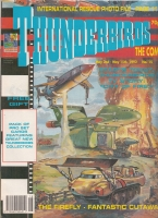 Image for Thunderbirds The Comic no 15,