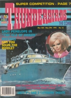 Image for Thunderbirds The Comic no 16,