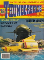 Image for Thunderbirds The Comic no 17,