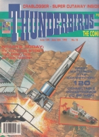 Image for Thunderbirds The Comic no 18.