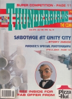 Image for Thunderbirds The Comic no 19.