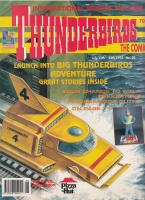 Image for Thunderbirds The Comic no 20.