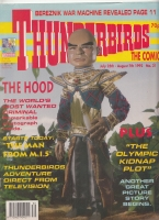 Image for Thunderbirds The Comic no 21.