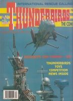 Image for Thunderbirds The Comic no 23.