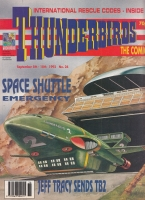 Image for Thunderbirds The Comic no 24.