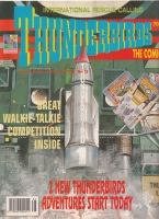 Image for Thunderbirds The Comic no 25.