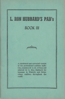 Image for L. Ron Hubbards Pab's Book 111.