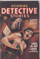 Image for Stirring Detective Stories (only issue published).
