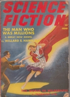 Image for Science Fiction vol 2 no 5 (June 1941) issue.