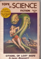 Image for Tops In Science Fiction vol 1 no 1 (Spring 1953) issue.