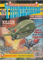 Image for Thunderbirds The Comic no 58.