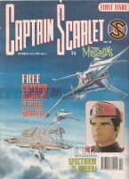 Image for Captain Scarlet And The Mysterons no 1.