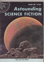 Image for Astounding Science Fiction (December 1954).