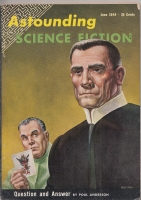 Image for Astounding Science Fiction (June1954).