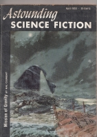 Image for Astounding Science Fiction (April 1953).