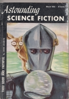 Image for Astounding Science Fiction (March 1953).
