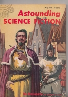 Image for Astounding Science Fiction (May 1956).