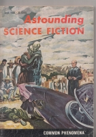 Image for Astounding Science Fiction (September1958).