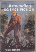 Image for Astounding Science Fiction (October 1959).