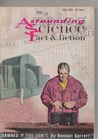 Image for Astounding Science Fiction (May 1960).