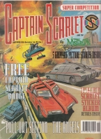 Image for Captain Scarlet And The Mysterons no 3.