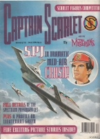 Image for Captain Scarlet And The Mysterons no 6.