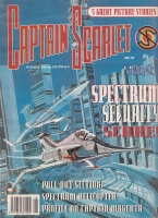 Image for Captain Scarlet And The Mysterons no 8.