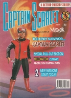 Image for Captain Scarlet And The Mysterons no 10.