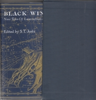 Image for Black Wings 111: New Tales Of Lovecraftian Horror (signed/slipcased).