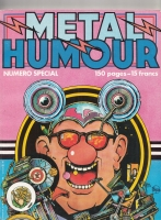 Image for Metal Hurlant no 46: Special Humour issue.