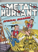 Image for Metal Hurlant no 49: Special Bizarre issue.