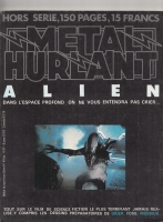 Image for Metal Hurlant no 43: Special Alien Movie issue.