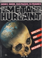Image for Metal Hurlant no 36: Special Fin Du Monde issue.