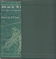 Image for Black Wings 1V: New Tales Of Lovecraftian Horror (signed/slipcased).