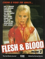 Image for Flesh & Blood Volume 2 (limited hardcover).
