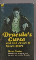 Image for Dracula's Curse And The Jewel Of Seven Stars.