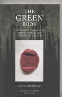 Image for The Green Book, Writings On Irish Gothic, Supernatural And Fantastic Literature Issue 10 (Lord Dunsany Special Issue).