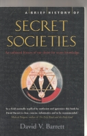 Image for A Brief History Of Secret Societies