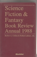 Image for Science Fiction & Fantasy Book Review Annual 1988.