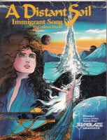 Image for A Distant Soil: Immigrant Song.