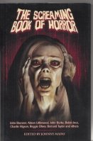 Image for The Screaming Book Of Horror.