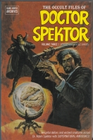 Image for The Occult Files Of Doctor Spektor Volume Three.