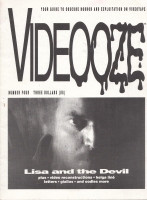 Image for Videooze: Your Guide to Obscure Horror and Exploitation on Videotape no 4.