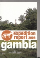 Image for The Centre for Fortean Zoology: Expedition Report 2006 - Gambia