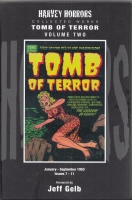 Image for Tomb Of Terror Volume Two: Harvey Horrors Collected Works.